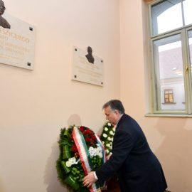 Premier Węgier Viktor Orbán z wizytą w Krakowie