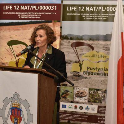 Profesjonalne tłumaczenie symultaniczne konferencji – Projekt LIFE12 NAT/PL/000031