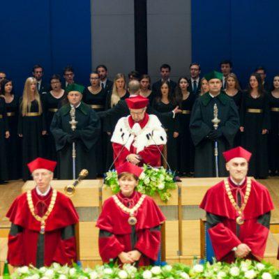 Otwarcie 654. roku akademickiego w Uniwersytecie Jagiellońskim – ANGOS zapewnił profesjonalnych tłumaczy