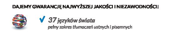 Angos tłumaczenia Kraków