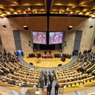 Jubileuszowe uroczystości otwarcia 650 roku akademickiego 2013/2014
