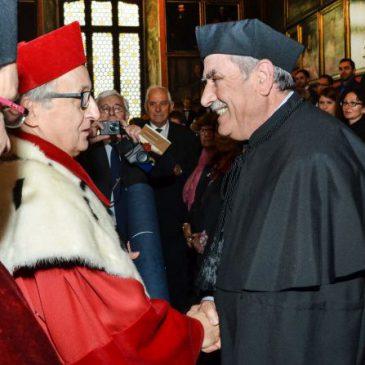 Tytuł doktora honoris causa Uniwersytetu Jagiellońskiego dla prof. Jeana Martineza