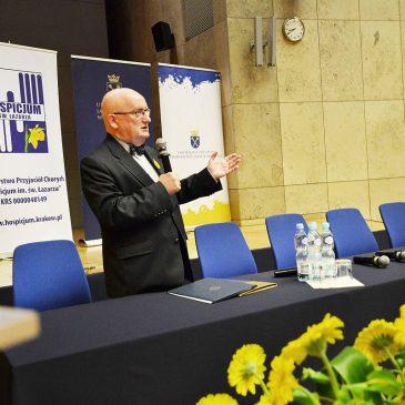 """Międzynarodowa konferencja """"Opieka paliatywna i hospicyjna"""""""