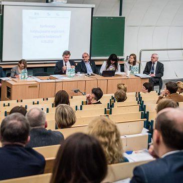 ANGOS tłumaczył symultanicznie konferencję na Uniwersytecie Ekonomicznym w Krakowie