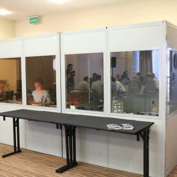 Biuro Tłumaczeń ANGOS zapewniło obsługę międzynarodowego seminarium w Krakowie