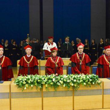 Inauguracja roku akademickiego na Uniwersytecie Jagiellońskim