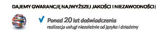 ANGOS tłumaczenia Kraków 3