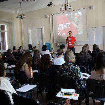 """Profesjonalne tłumaczenie podczas konferencji """"Mediacja w pracy z młodzieżą"""""""