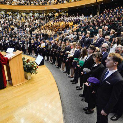 Inauguracja 655. roku akademickiego w Uniwersytecie Jagiellońskim – profesjonalne tłumaczenie symultaniczne w j. angielskim