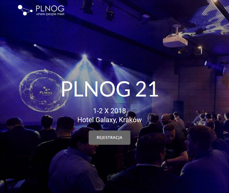 PLNOG cyberbezpieczeństwo - ANGOS na międzynarodowej konferencji w Krakowie - tłumaczenia