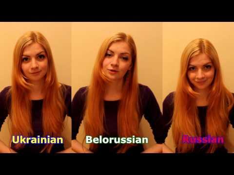 Język rosyjski, ukraiński i białoruski – jak je rozróżnić?