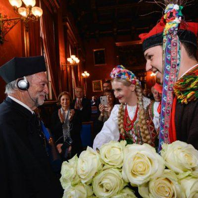 Uroczystości 655. urodzin Uniwersytetu Jagiellońskiego – ANGOS tłumaczenia