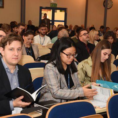 Konferencja architektoniczna na Politechnice Krakowskiej – tłumaczenie symultaniczne ANGOS
